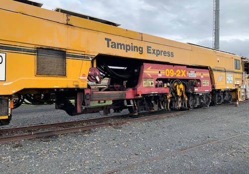 tamping express